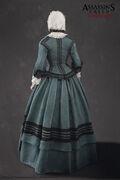 ACS Florence Nightingale Model - Back View