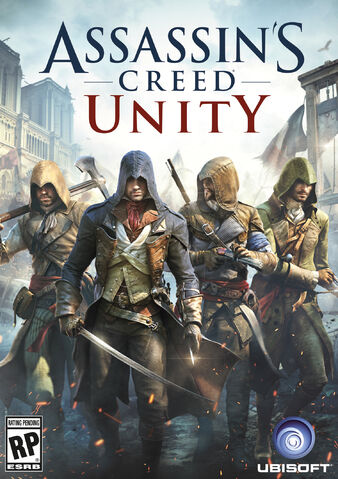 Bestand:Assassin's Creed Unity Cover.jpg