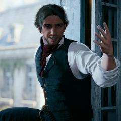 Arno ontsnapt aan de wachters