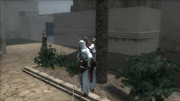 Crusader Assassination Kyrenia Commons 2