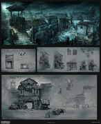 Assassin's Creed 2 Concept Art By Desmettre Page05