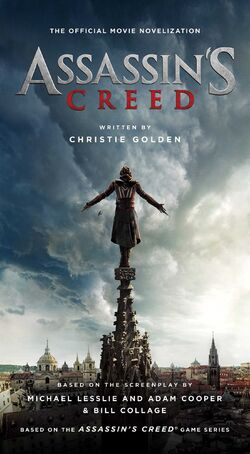 Assassin's Creed The Official Movie Novelization Cover.jpg