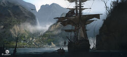 Assassin's Creed IV Black Flag concept art 9