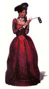 Lady Aveline - Concept Art