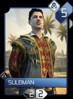 ACR Suleimancard