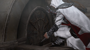 Ezio Hidden Blade lockpick