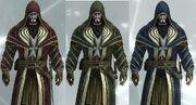 Colors 1-3 Deacon
