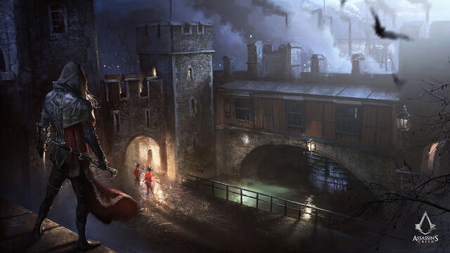 File:ACS Tower of London Traitor's Gate - Concept Art.jpg