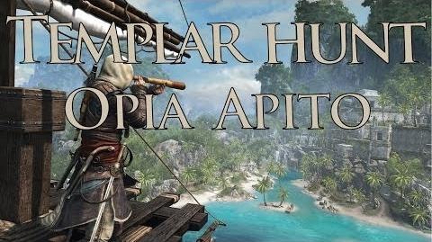 Assassin's Creed IV Black Flag How to unlock the Templar Armor pt1 - Opia Apito-0