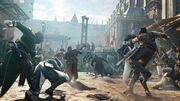 Assassin's Creed Unity Screenshot 1