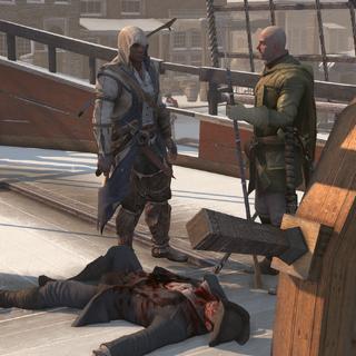 雅克加入刺客