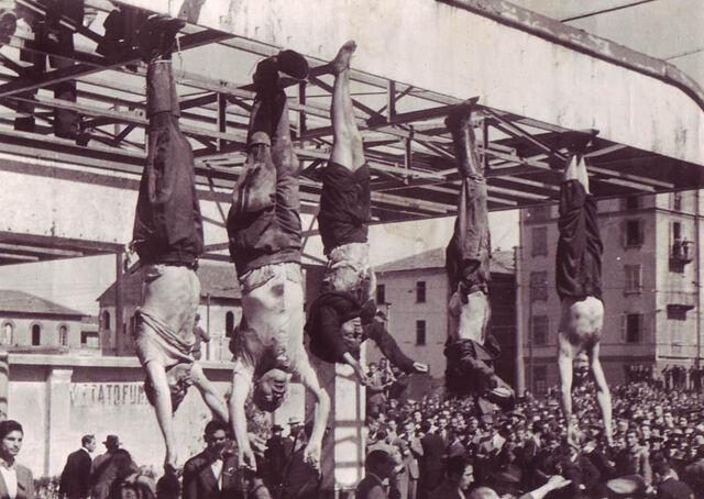 File:Dead body of Mussolini.jpg