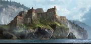 ACRG North Atlantic Fort - Concept Art