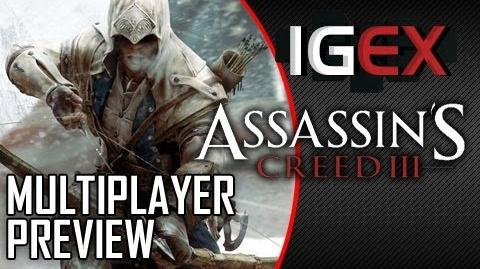 Assassin's Creed 3 Multiplayer Preview (Inside Gaming Extended)