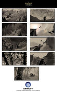 AC4BF Storyboard 01 - Concept Art