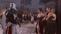 The Ezio Auditore Affair 1
