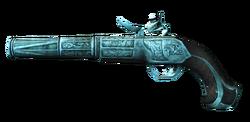 AC4 Cannon Barrel Pistols