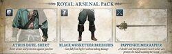 Royal Arsenal Pack