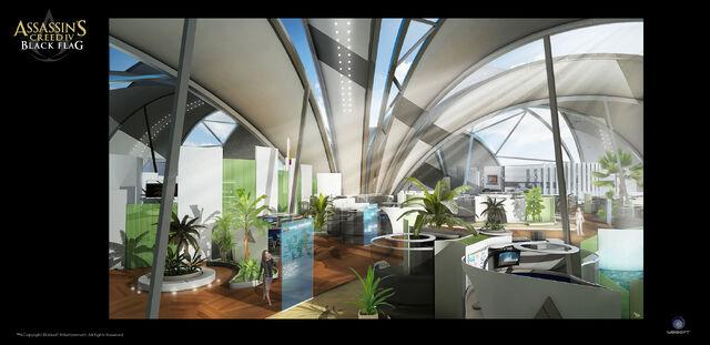 File:AC4BF Abstergo Entertainment design 01 by Diana Kalugina.jpg