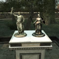 朱庇特和密涅瓦