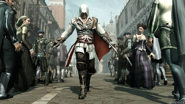 File:AC2 Ezio in crowd.jpg