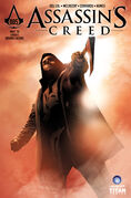 Assassin's Creed Comics 5 Cover C