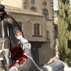Giuliano wordt gedood door Francesco.