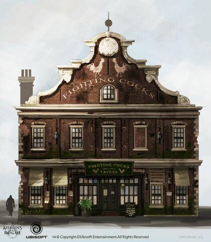 File:ACRG Fighting Cocks Tavern Exterior - Concept Art.jpg