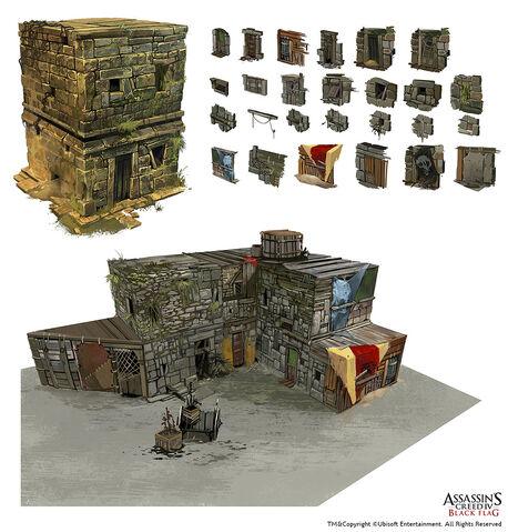 File:Assassin's Creed IV Black Flag concept art 21 by Rez.jpg