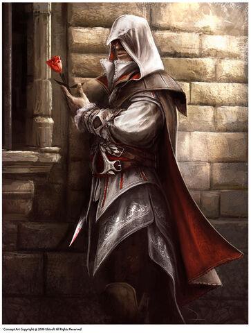 File:AC2 Ezio Auditore Concept Art.jpg
