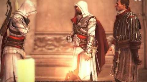 Assassin's Creed Brotherhood -- Assassin Ceremony