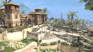AC4 Governor's Mansion Outer Courtyard