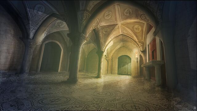 File:Assassins Creed Brotherhood - Castel Illustration by Mufizal.jpg