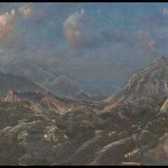 一张王国地区的全景图片