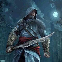 埃齐奥拔出弗拉德·采佩什之剑