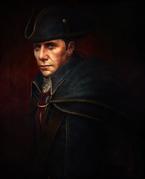 Portrait of Haytham - Concept Art
