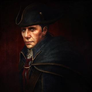 海瑟姆·肯威肖像