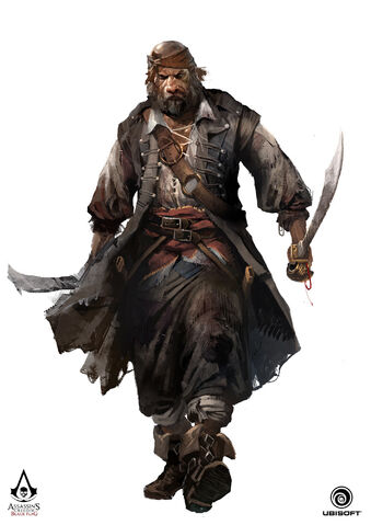 File:AC4 One-Eyed Pirate - Concept Art.jpg