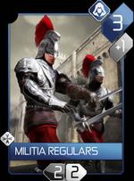 ACR Militia Regulars