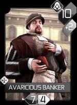 ACR Avaricious Banker
