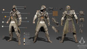 ACS Jacob Frye Steampunk Cosplay Reference