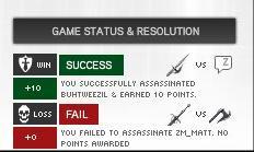 Match status