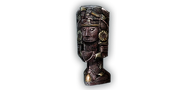 Mayan statuette