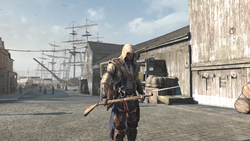 AC3 Connor Musket