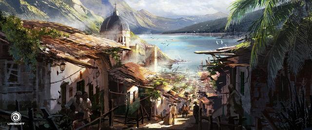 File:Assassin's Creed IV Black Flag Havana exploration by Donglu.jpg