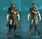 Warrior - Special (Huntsman)