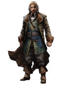 Assassin's Creed IV - Stede Bonnet's attire concept art