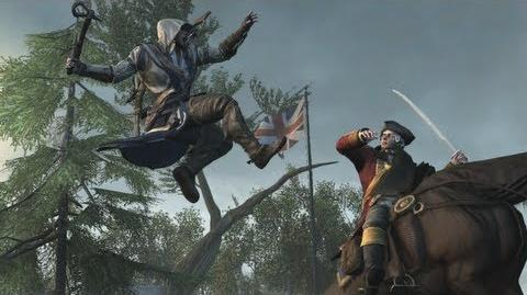 Assassin's Creed III World Gameplay Premiere North America