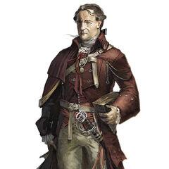 Charles Dorian<br />(? – 1776)