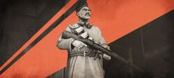 ACCR DB Red Army Rifleman Veteran